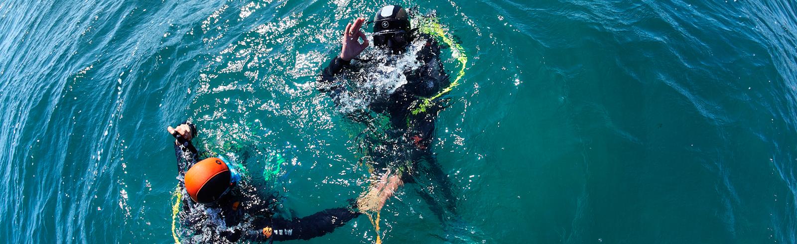 plongee sous marine rhuys
