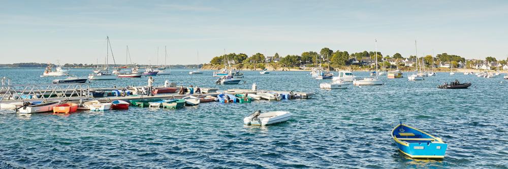 port navalo bateaux