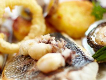 assiette restaurant gastronomique