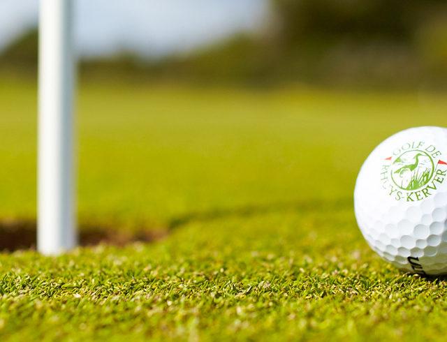 balle golf de rhuys kerver