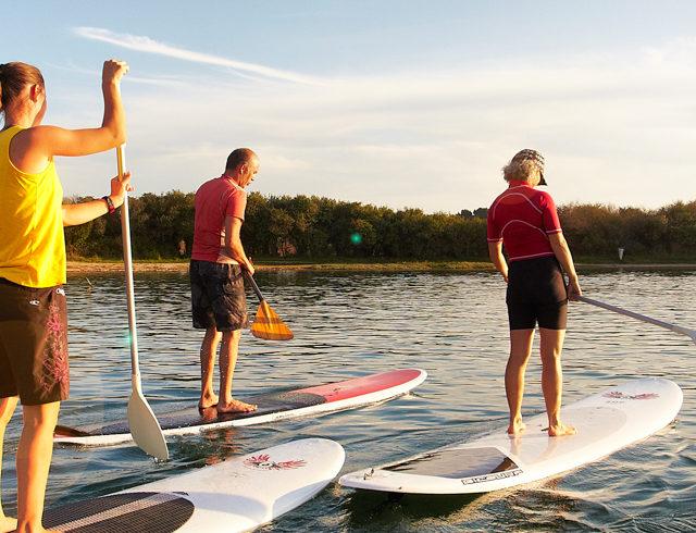 paddle a rhuys morbihan