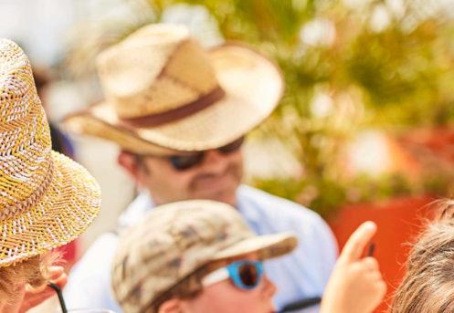 loisirs en famille golfe du morbihan