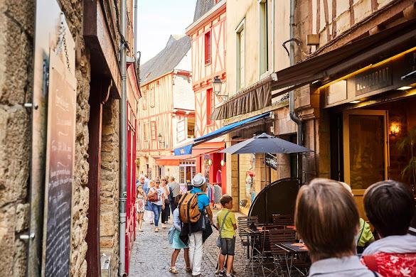 rue de halles vannes