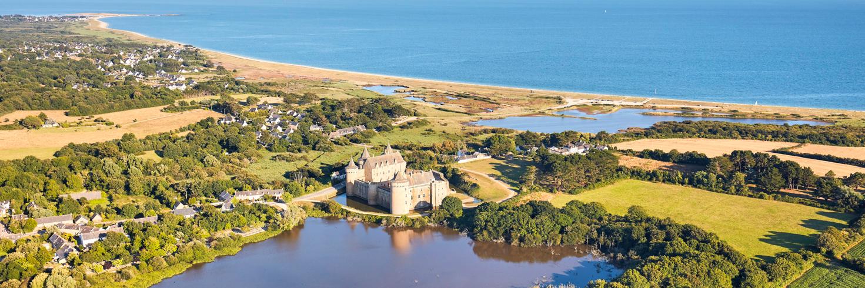 chateau suscinio presqu ile rhuys
